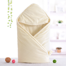 Neonatal Gift Bag Multifunctional Thickening Cover for Newborn Babies Pure Cotton Blanket for Babies
