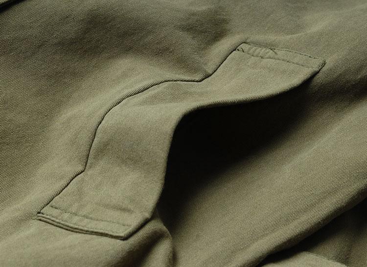 女童长款风衣纯棉大童140-170长外套西装款大衣包邮儿童装2018秋