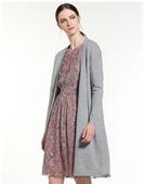 正品 中长羊毛针织开衫 1899元 秋款 杰西JESSIE JFFGM139
