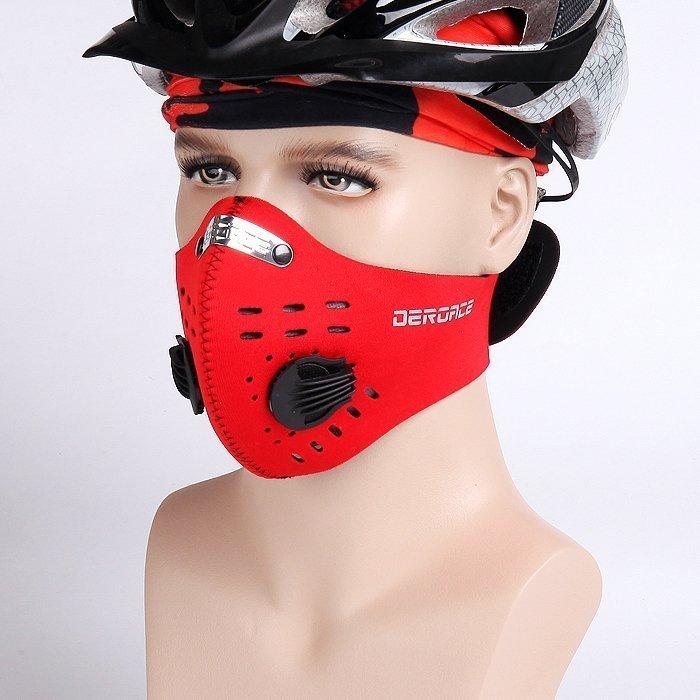骑行装备 山地车 口罩