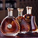 派斯顿法国XO白兰地brandy酒40度洋酒婚宴烈酒 3礼盒组合装 700ML