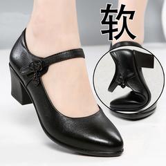 妈妈鞋秋鞋