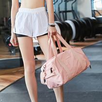 健身包女潮干湿分离训练轻便手提旅游袋防水运动短途网红旅行包男