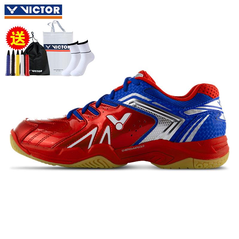 新款胜利VICTOR羽毛球鞋 男女鞋训练鞋A610II维克多防滑运动鞋