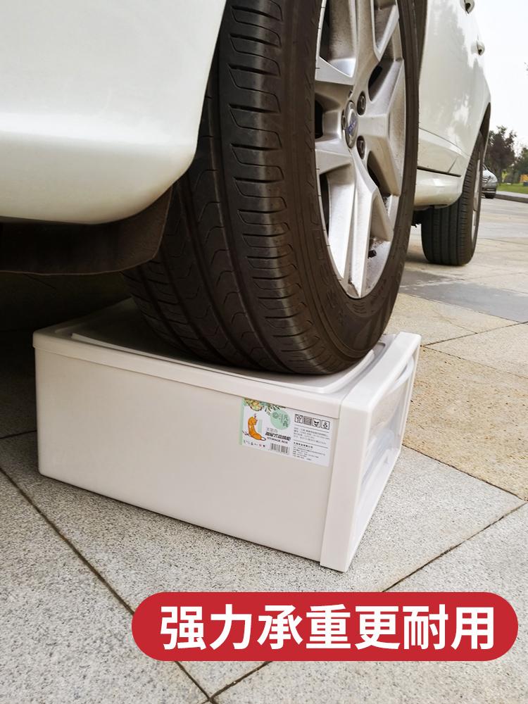 收纳箱抽屉式塑料收纳盒整理箱特大衣服家用衣柜储物箱收纳柜收纳