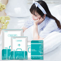 Travel Disposable Bed Sheets Covered Pillow Cases Towels Towels Travel Sheet Sets Hotel Dirty Sets Thickened