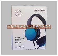 Audio Technica/铁三角 ATH-AR1IS 头戴式线控耳麦通用音乐耳机
