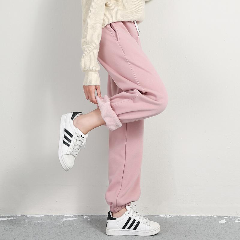 冬季灯笼裤