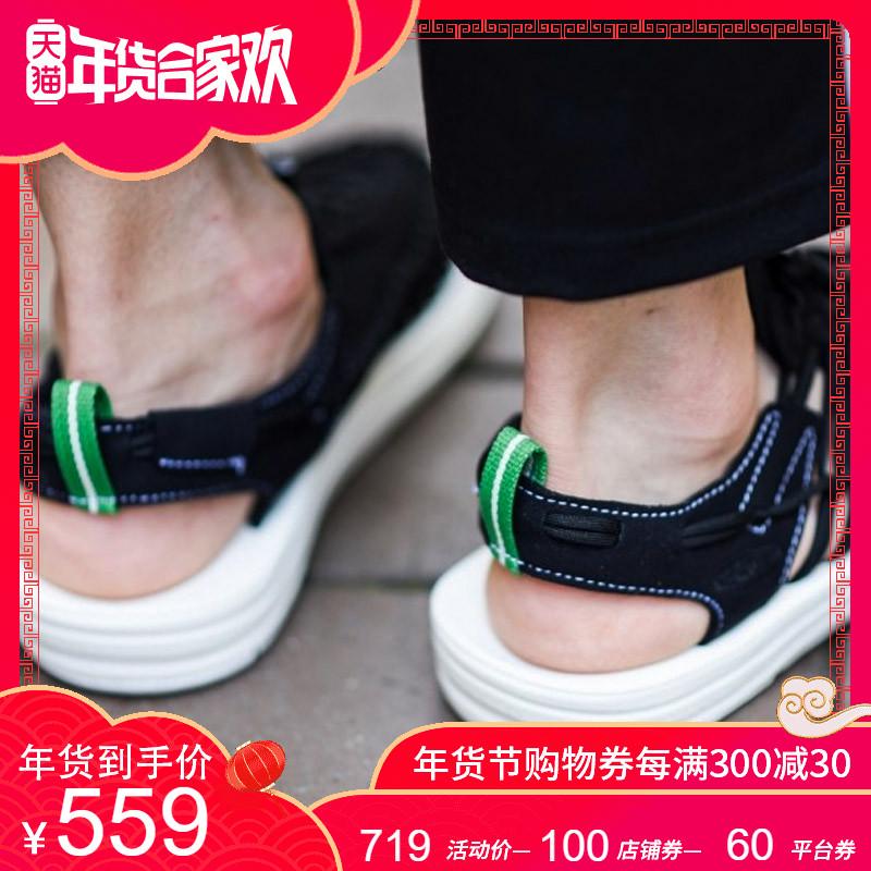 KEEN X Mita sneaker设计师联名款UNEEK科恩男夏季溯溪凉鞋203009