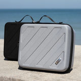 BUBM portable hard shell EVA large capacity power pack Digital accessories storage box Shockproof hard shell storage box