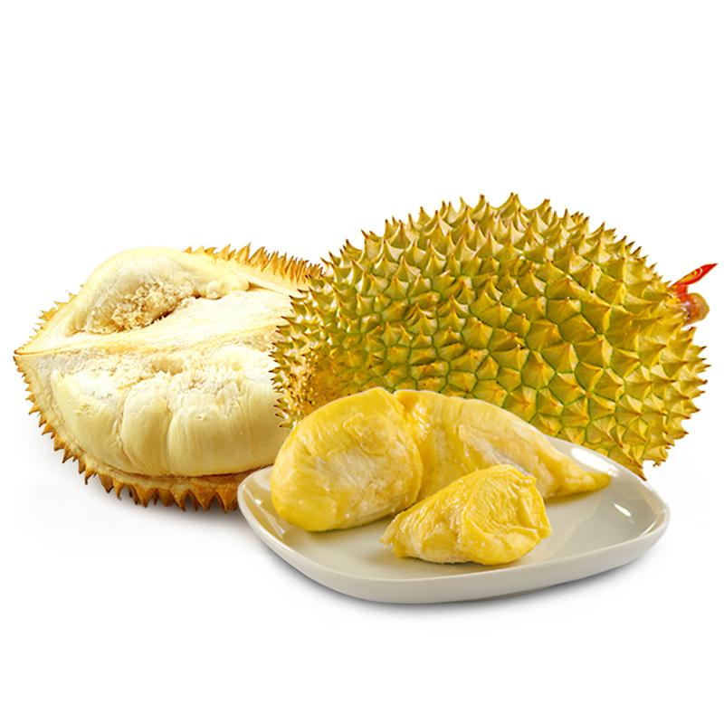新鲜泰国进口金枕头榴莲非冻肉印度尼西亚猫山王越南甲仑特价包邮