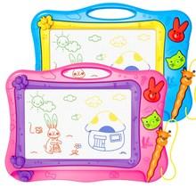 白板磁铁涂鸦版儿童小孩子户外手绘板写字画画板大号简易儿童画板