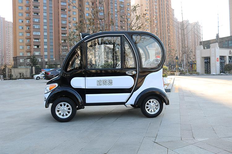 电动车小轿车