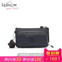 Kipling凯浦林女包手拿包零钱包K70409化妆包防水手机包