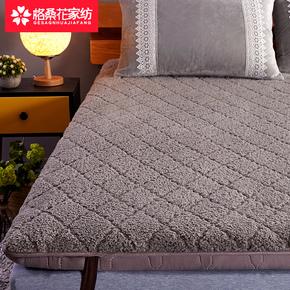 榻榻米床垫床褥子铺海绵垫1.8x2.0m床1.5垫被1.2米席梦思加厚保暖