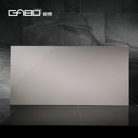 观博浅咖色陶瓷薄板超薄磁砖客厅防滑地砖别墅背景墙瓷砖600x1200图片
