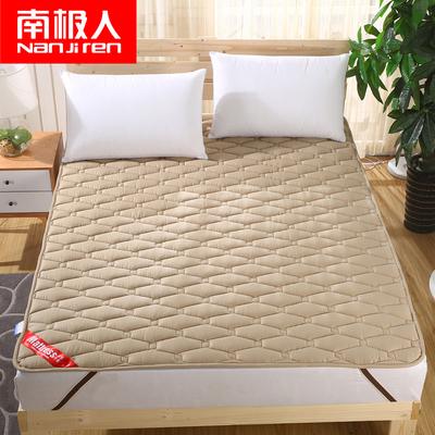 南极人全棉软床垫双人可折叠防滑榻榻米床褥子单人学生宿舍垫被哪里购买