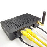 Simple and deep VoIP single GSM wireless gateway, including FXO/FXS/WIFI/GoIP/SIP new upgrade interface