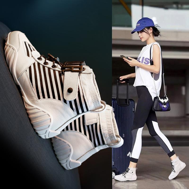 潮韩版短靴女鞋