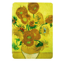 Kindle cover Van Gogh flush series for new Kindle paperwhite4