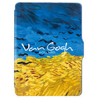Kindle cover Van Gogh wheatwhite for Kindle paperwhite3