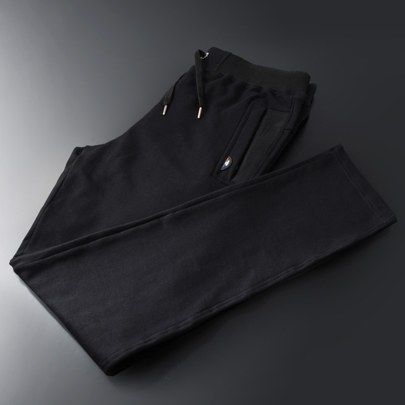 小脚保暖男裤