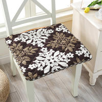 Cushion cotton padded cute office cushion car seat cushion dining chair cushion chair cushion fabric slip