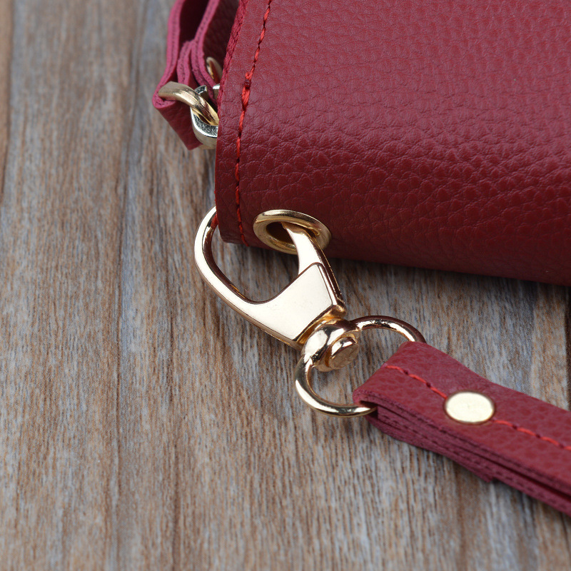 女士钱包女长款手拿包2019新款拉链多功能长款大容量皮夹手机包