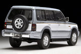 TOMY TOMICA TLV LV-N189a Mitsubishi Pajero Pajero Silver / White September Reservation