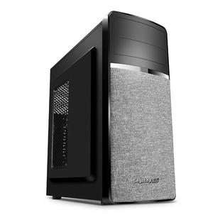 鑫谷布艺台式机电脑主机箱 ATX个性组装机机箱 USB3.0空箱