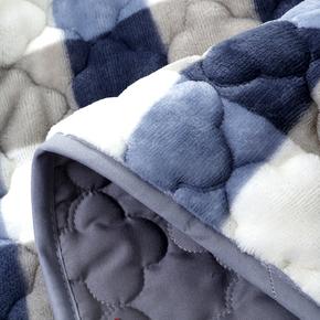 褥子冬季垫被双人薄18m床上米 冬天加厚保暖15m床垫床褥垫子