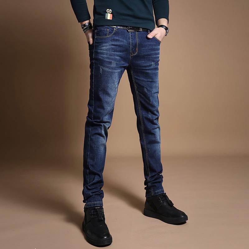 男裤修身型