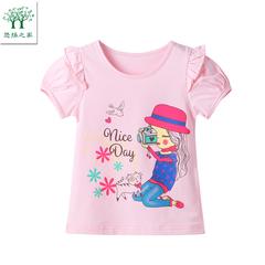女童短袖两岁