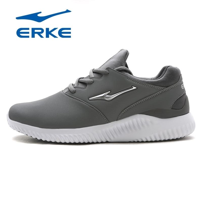 鸿星尔克男鞋运动鞋2019春季新款男士跑步鞋夏季透气正品休闲鞋子