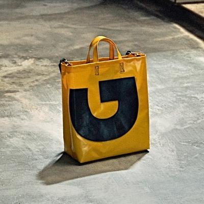 2019夏季新品手提包购物袋耐用防水油布环保简约单肩包斜挎包男女