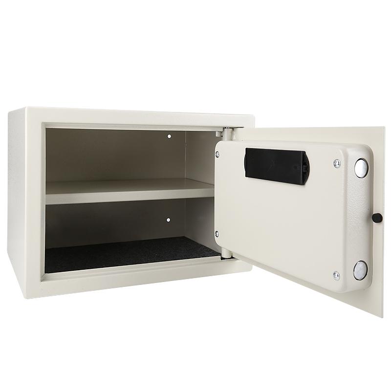 迷你全钢保险箱小型入墙密码防盗家用保险柜办公酒店保管箱