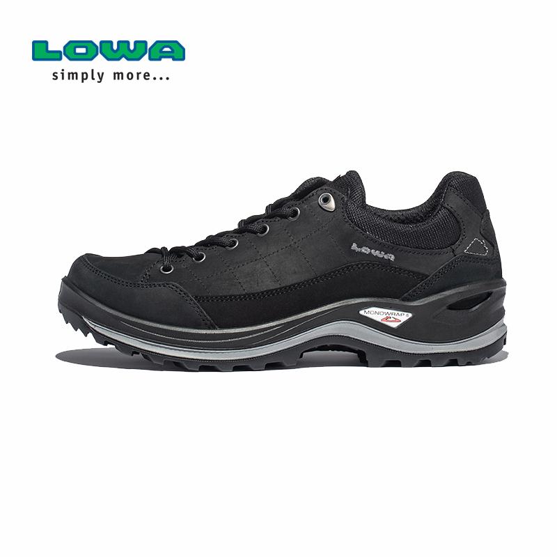 LOWA户外登山鞋防水防滑RENEGADE III GTX男鞋徒步鞋低帮 L310960