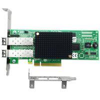 Emulex lpe12002 HBA fiber card FC dual port Fibre Channel card 8Gb original authentic