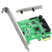 UNICACA AS2602R Array Card RAID Card Desktop PCI-E to SATA3.0 Disk Array Card