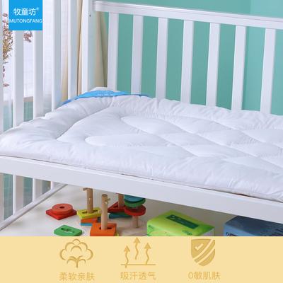 牧童坊婴儿床垫被新生儿褥子纯棉花垫被褥婴儿褥子幼儿园宝宝棉垫