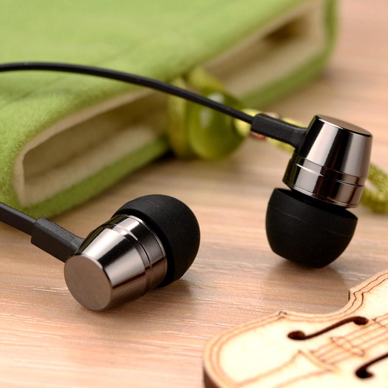 通用入耳式耳机魔音重低音面条耳塞安卓手机带麦有线子 X1 Fokoos