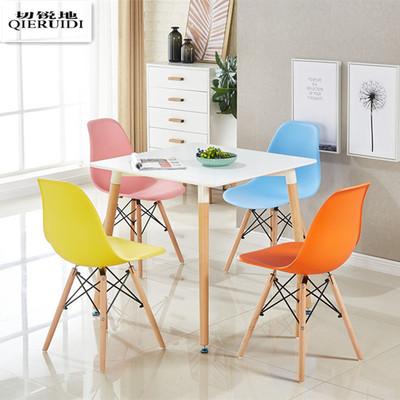 实木快餐厅餐桌椅哪个好