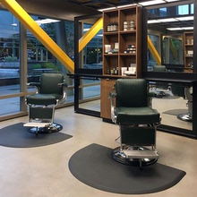 shop理发店 发型师抗疲劳地垫脚垫加厚超软 出口美国品牌barber