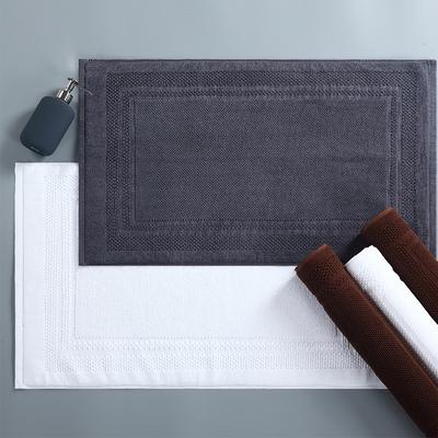 家用纯棉地巾地垫进门脚垫门垫浴室吸水防滑垫厨房卫生间卧室地毯