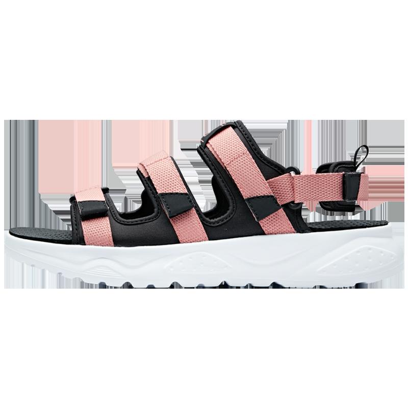 安踏女鞋凉鞋沙滩鞋2018夏季新品透气防滑沙滩鞋时尚潮流92826970