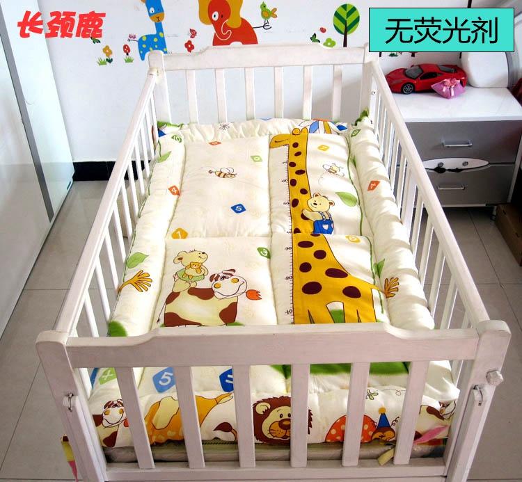 卡通婴儿床垫
