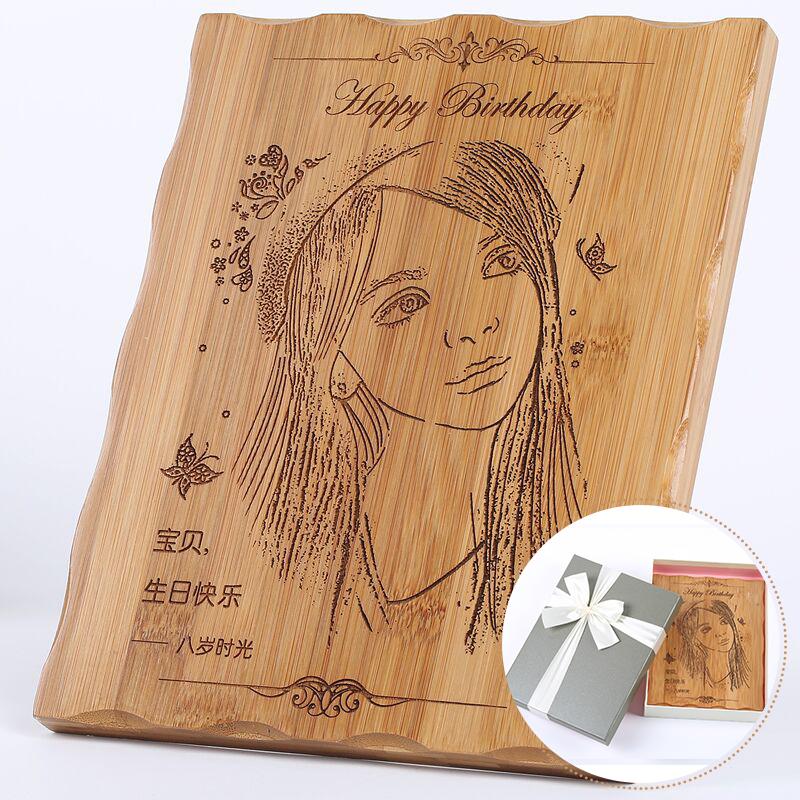 创意木板画