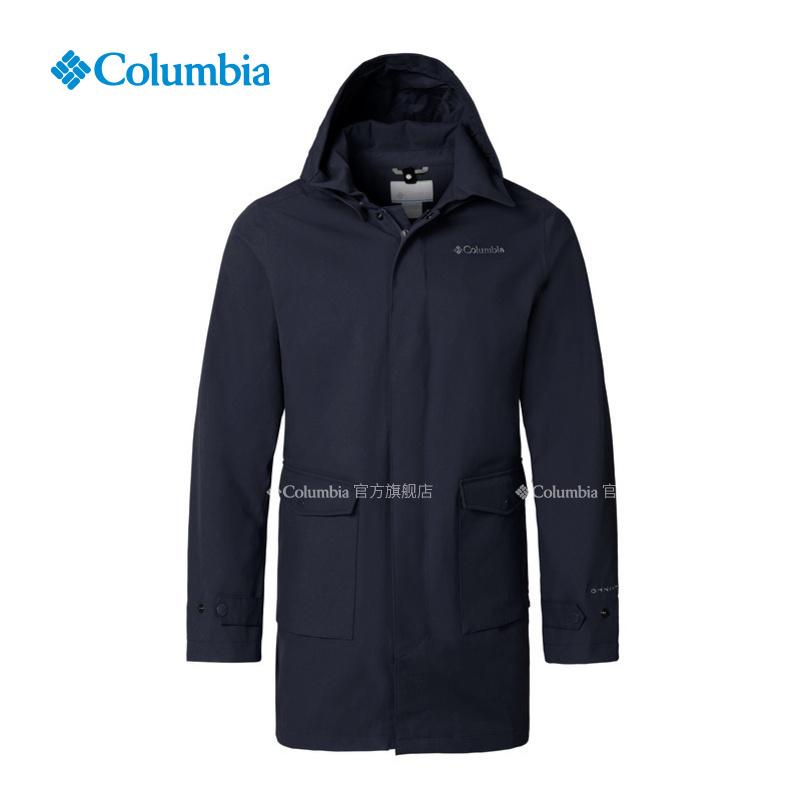 Columbia/哥伦比亚户外经典款男子奥米热能防水冲锋衣PM4978
