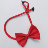 Children's Accessories Baby Cute Tie Boys and Girls Student Show Butterfly Tie Red Black Collars