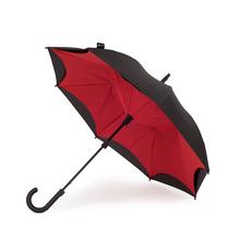 渣洗优选 男女晴雨两用雨伞 英国进口Kazbrella 反向伞车用折叠伞